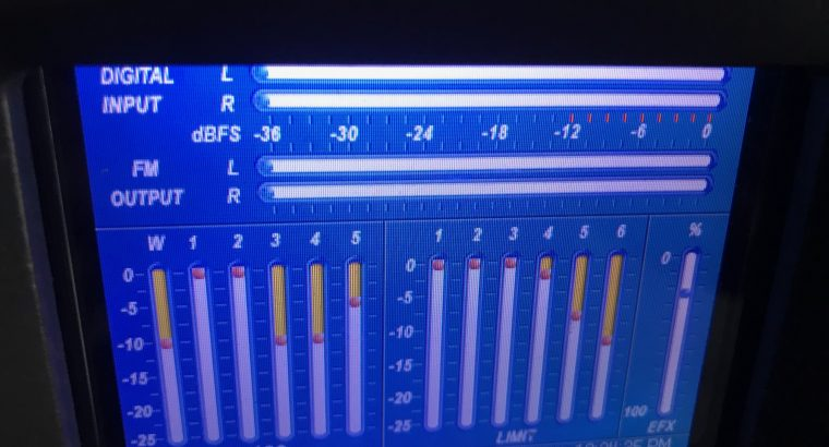 OMNIA 6 EX – FM/HD