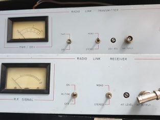 RVR radioLink set 916 mhz – 2 watt