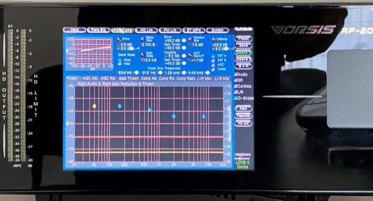VORSIS 2000 FM-HD