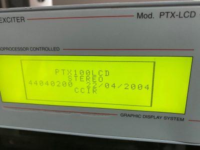 R.V.R PTX-100 STEREO