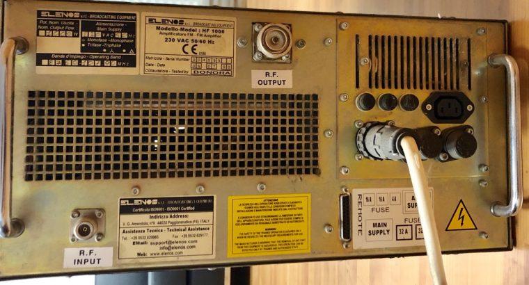 ELENOS HF 1000 Watt