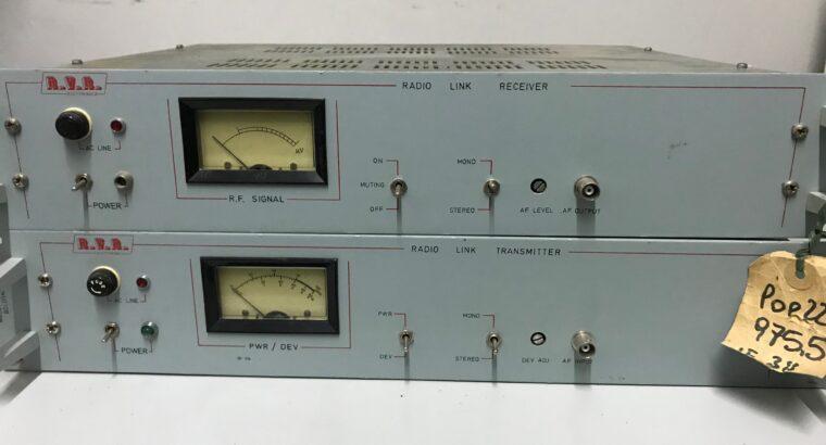 RADIO LINK RVR 975.5 ΜΗΖ