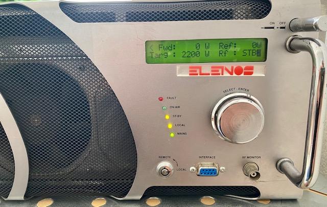 ELENOS 2.2KW