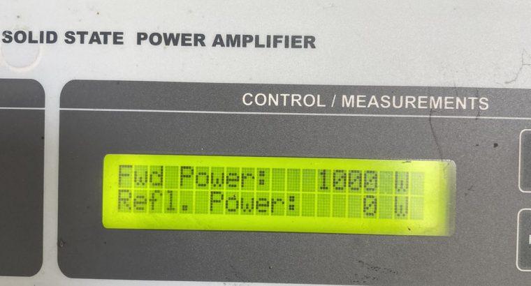 exciter 1000 watt