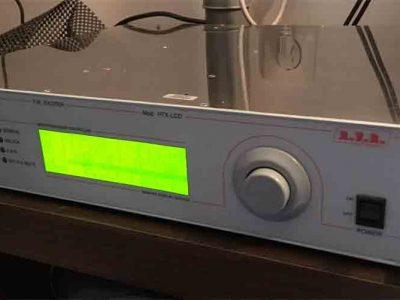 RVR PTX30 LCD